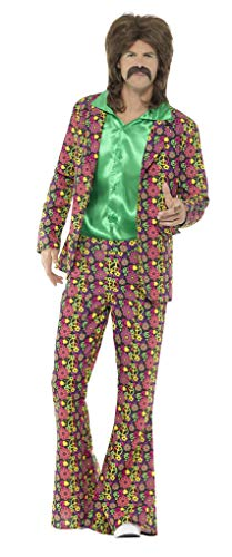 Smiffys 60s Psychedelic CND Suit