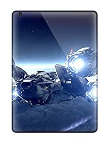 AnnaSanders Snap On Hard Case Cover Prometheus Space Ship Ridley Scotts People Movie Protector For Ipad Air by mcsharks
