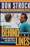 Behind the Lines, Don Strock and Harvey Frommer, 0886875390