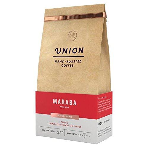 Union Coffee Medium Roast Coffee Beans - Maraba Rwanda - 200g