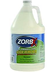 ZORBX Unscented Multipurpose Odor Remover –Safe for...