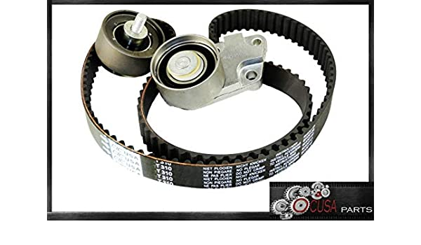 Amazon.com: TIMING BELT KIT for CHEVROLET AVEO 04-08 AVEO5 06-08 DAEWOO LANOS 99-02 L4 1.6L: Automotive