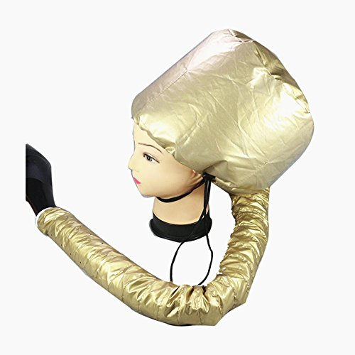 hot and gold bonnet hair dryer - 7