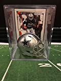 Dallas Cowboys NFL Helmet Shadowbox w/Amari Cooper card