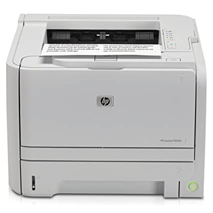 amazon com hp p2035n laserjet printer monochrome electronics rh amazon com HP LaserJet 1100 laserjet 6p printer manual