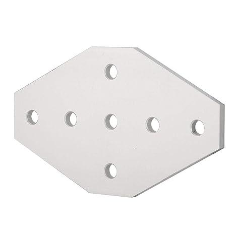 Wendry Placa de Montaje de Impresora 3D, Placa de unión de ...