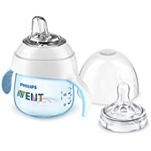 Philips Avent My Natural Trainer Cup, Blue, 5 Ounce,...