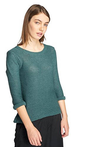 Sleeve Sweater Mavi Long Verde Maglione Donna qan0TxCw