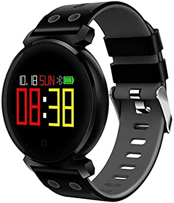 Sport3 Smart Watch Hombres Presión arterial IP68 Impermeable ...