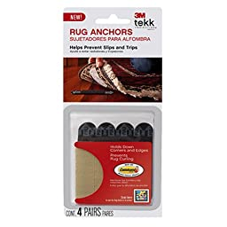 3M Anchor Rug System, (Pack of 4)