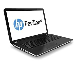 "HP Pavilion 17-e022ss - Portátil de 17.3"" (AMD A8 4500M, 4 GB de RAM, 750 GB de disco duro, AMD 8670M, Windows 8), color negro mineral - Teclado QWERTY español"