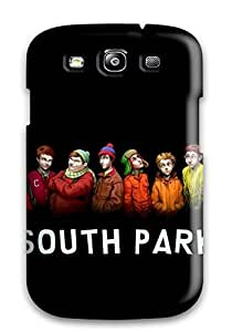 New Galaxy S3 Case Cover Casing(funny South Park Characters )