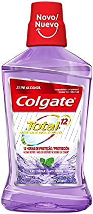 Enxaguante Bucal Colgate Total 12 Anti tartar 500ml