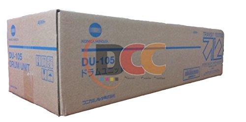- Genuine Konica Minolta DU105 Drum Unit for the Bizhub C1060 C1070 C1070P