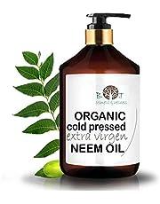 B.O.T Cosmetic & Wellness Ekologisk jungfru Neem-olja kallpressad oraffinerad 100 % ren