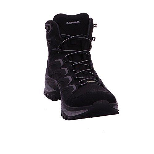 Lowa De Hautes Chaussures Black Randonnée Mid Grey Gtx Innox Homme Uq1rwAPU