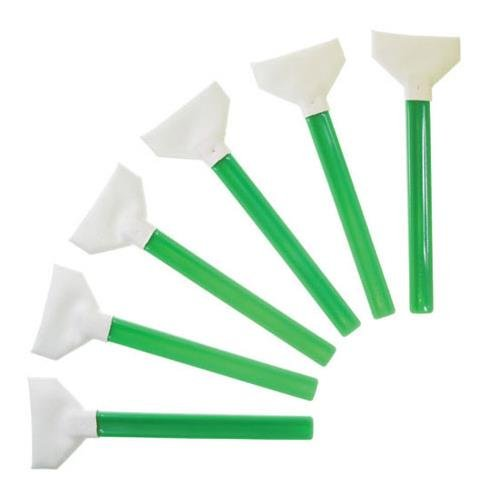 Visible Dust Digital Back Swabs for Large to Medium Format CCD Sensors, Pack of 12 - Large Format Ccd