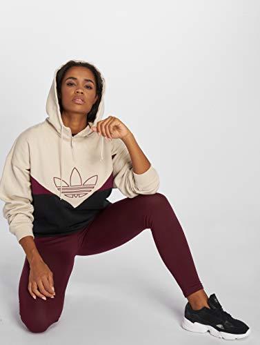 adidas Originals Femme Hauts Sweat Capuche OG  Amazon.fr  Vêtements et  accessoires c624ee076ca