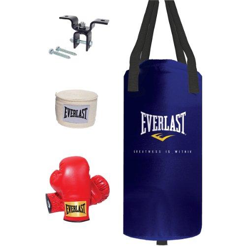 Everlast 25lb Heavy Bag Kit by Everlast
