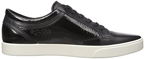 ECCO Women's Gillian Fashion Sneaker Black (Black/Black) quality free shipping outlet clearance browse free shipping 2014 new online store free shipping 100% guaranteed m3Re31