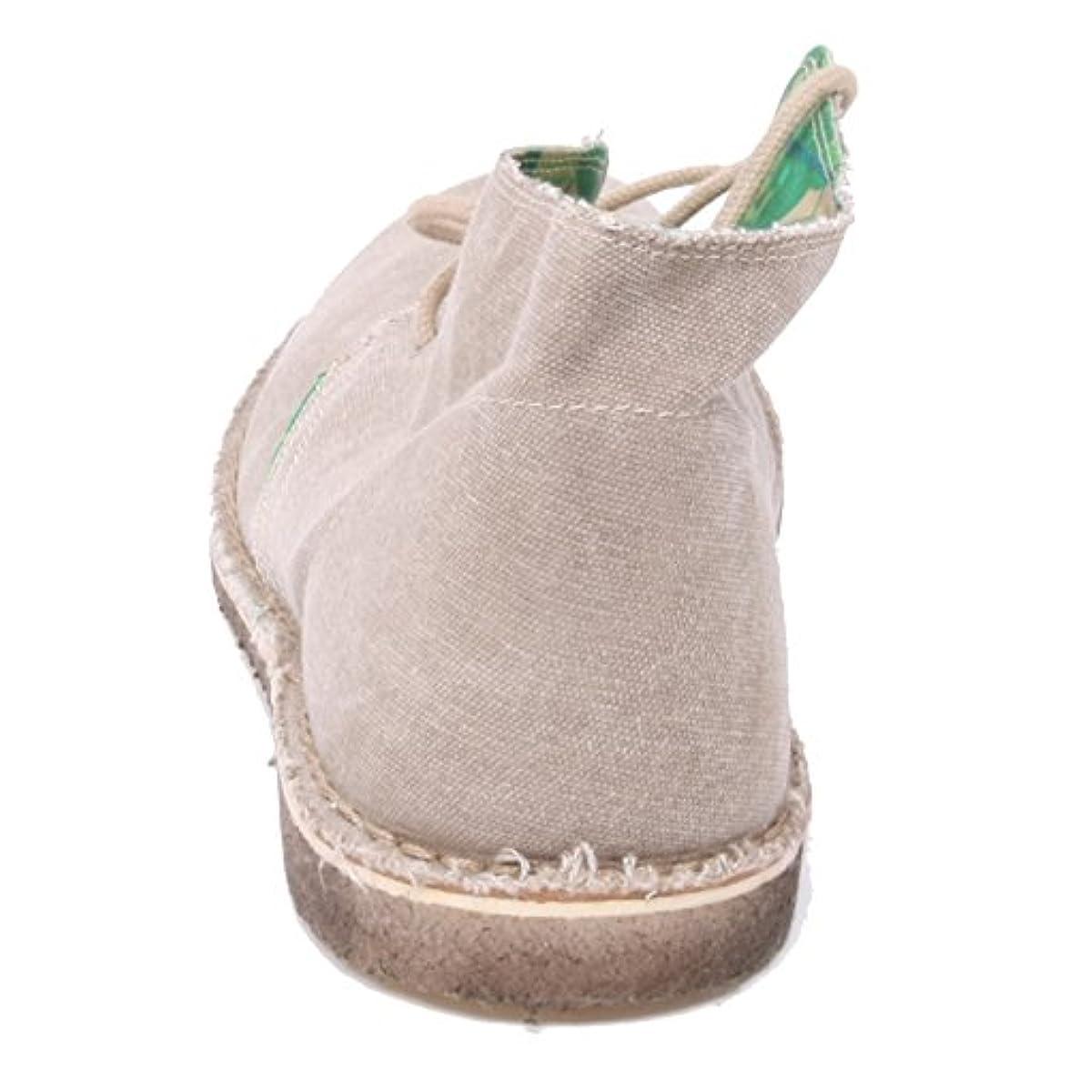 B3014 Polacchino Donna Lecrown Desert Boots Scarpa Beige Shoe Woman