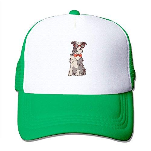 Winter Fashion Hat Men Women Adjustable Baseball Cap Gentleman Dog