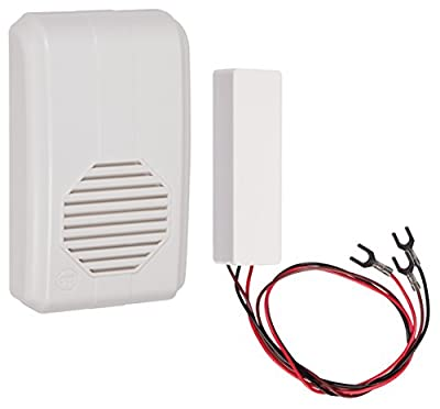Safety Technology International, Inc. STI-3300 Wireless Doorbell Extender with Receiver Connects to Existing Hardwired Doorbell, Part of Musical Wireless Chime Series