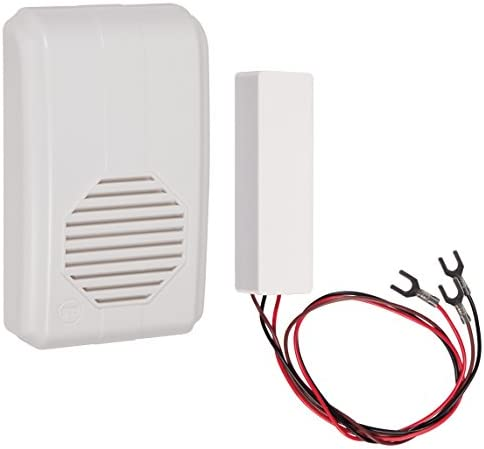 Safety Technology International Inc. STI-3300 Wireless Doorbell ExtenderReceiver Connects to Existing Hardwired Doorbell Part of Musical Wireless Chime Series