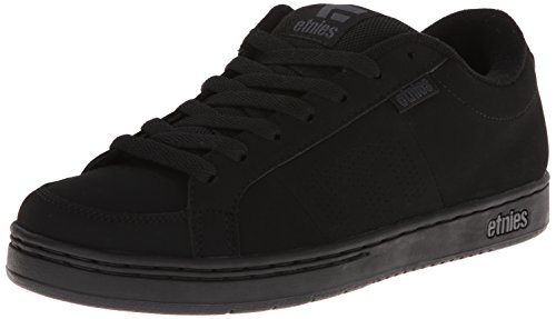 Etnies Men's Kingpin Skate Shoe, Black, 10 Medium US