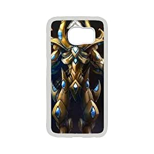 Well Design Samsung Galaxy S6 phone case - design with Starcraft 2 Protoss pattern