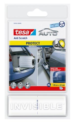 tesa Autoschutzfolie Universal Größe XL, 120cm x 9,5cm