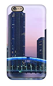 Design High Quality Tokyo City Cover Case With Excellent Style For Iphone 6