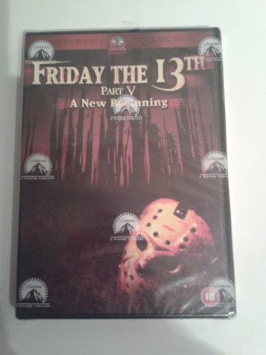 Friday the 13th Part 5 - a New Beginning [Import anglais]