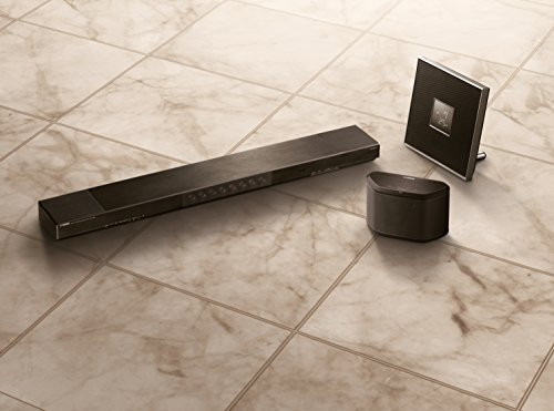 Yamaha WX-030BL MusicCast Wireless Speaker Bluetooth Airplay New WX030 BLACK