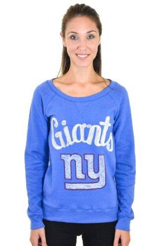 - Junk Food NFL New York Giants Juniors Field Goal Fleece with Embroidery (Juniors Small)