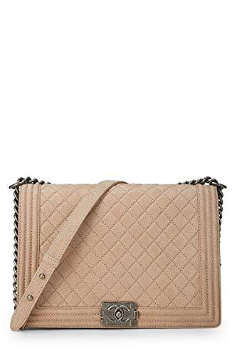 Chanel Beige Handbag - 1