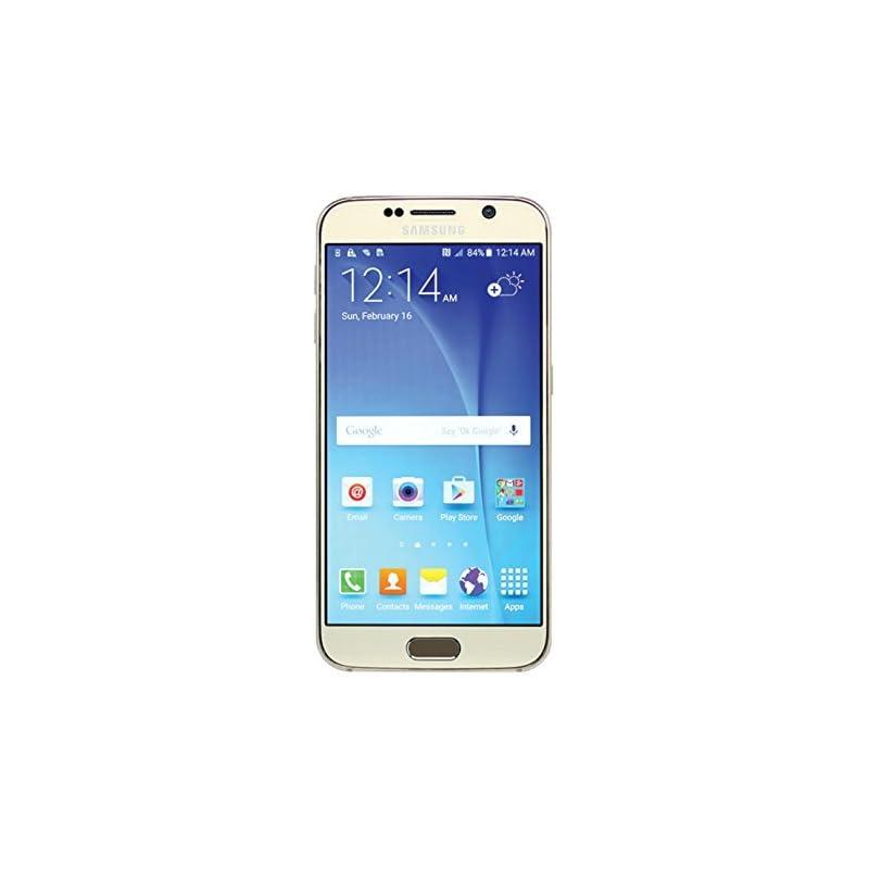 Samsung Galaxy S6 SM-G920V 32GB Gold Sma