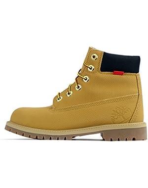 6 Inch Premium Helcor Boys Boots