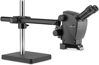 Leica Microsystems 10450310 A60 S Stereo Microscope with Swing Arm Stand