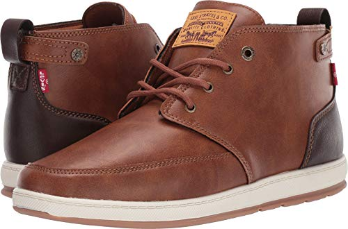 Brown High Top - Levi's¿ Shoes Men's Atwater Brunish Tan/Brown 10 M US