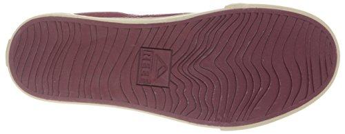 Reef Ridge - Zapatillas de Deporte de canvas hombre marrón - Marron (Maroon)