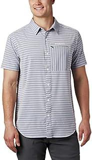 Columbia Twisted Creek II - Camisa de Manga Corta para Hombre