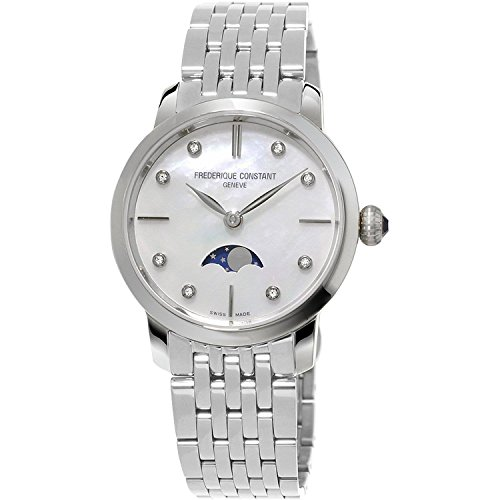 Frederique Constant Slimline Moonphase Collection Watches