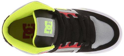 Grigio Unisex Grf grau B Spartan Red Collo A High Shoe Dc Sneaker Alto Bambini grey zPRqx4cZ