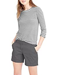 HyBrid & Company Womens Super Comfy Bermuda Walking Shorts