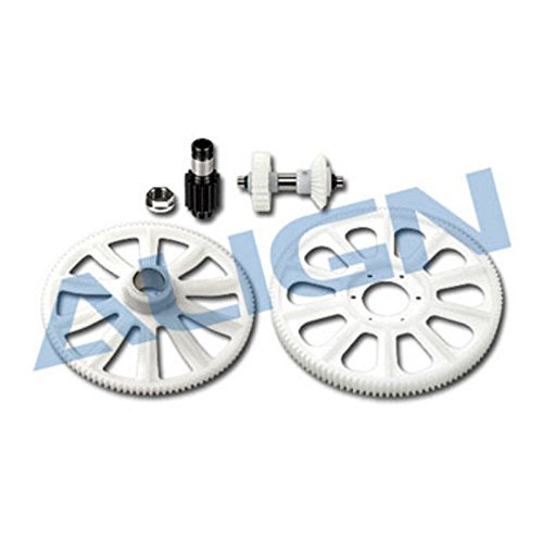 Align/T-Rex Helicopters 700 CNC Gears 1 Assembly