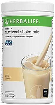 Herbalife Formula 1 Shake - Dieta saludable/adelgaza - Vainilla - 550 g: Amazon.es: Salud y cuidado personal