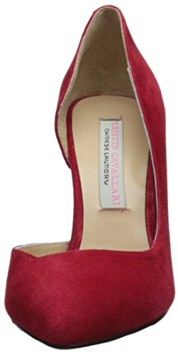 Women's Sue Chinese Red Pump Copertina Cavallari Rebel Laundry Dress Kid Kristin Suede Y1YxqtwAB
