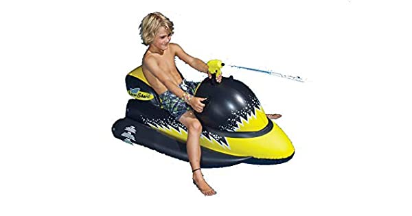 Amazon.com: Laser Shark Wet Esquí Squirter Juguete de ...