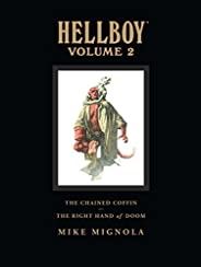 Hellboy Library Edition, Volume 2: The Chained Coffin, The Right Hand of Doom, and Others (v. 2)